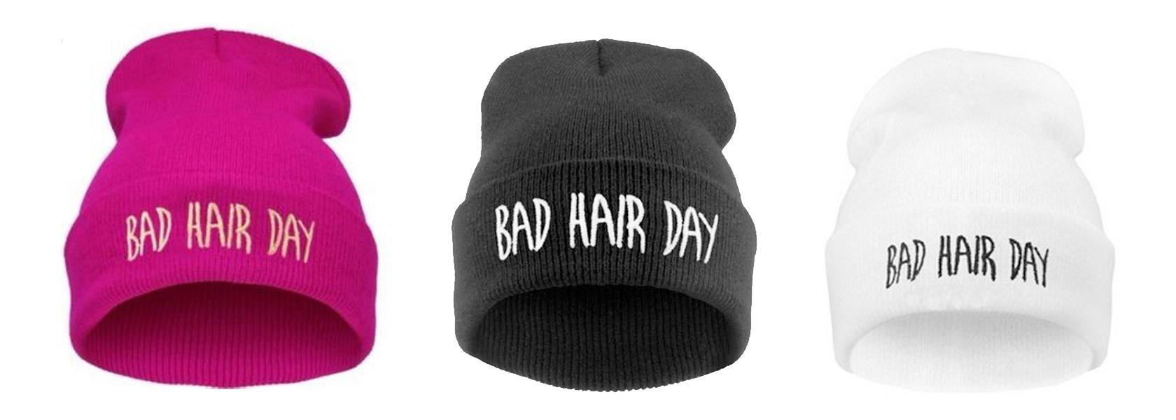Bad Hair Day Mützen