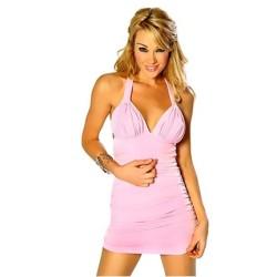 Mini Kleid rosa