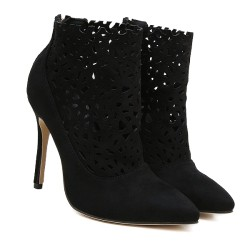 Hollow Out Stiefeletten